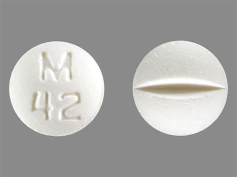 M4 White and Round - Pill Identification Wizard | Drugs